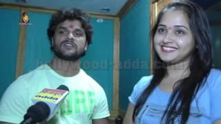 दुल्हन गंगा पार के भोजपुरी फिल्म Muhurat | Khesari Lal Yadav | Kajal Raghwani | Arvind Anand !!!