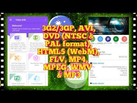 Xxx Mp4 Cara Merubah Format Video 3gp Avi Mp4 Di HP Android 3gp Sex