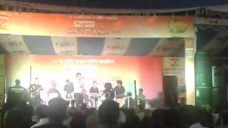 Monir Khan Live Anjana_At Uttara 12No Sector (Shariful)