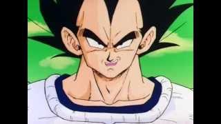 TFS Clips:Vegeta Gloats He's a Super Saiyan.