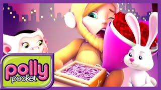 Polly Pocket full episodes   Eye of the Beholder - 40 Minutes   Kids movie   Cartoons for Girls