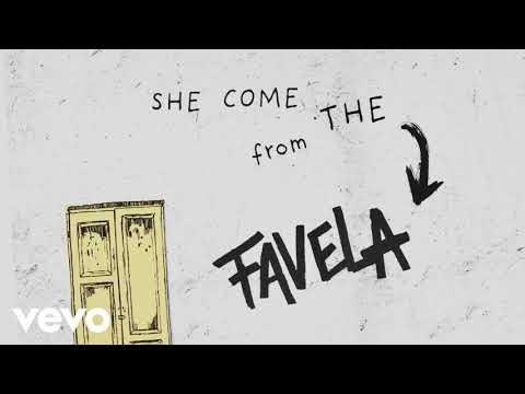Ina Wroldsen, Alok - Favela  (Official 1 Hour Loop Version Audio)