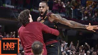 LeBron James Game-Winner / Cavaliers vs Pacers Game 5