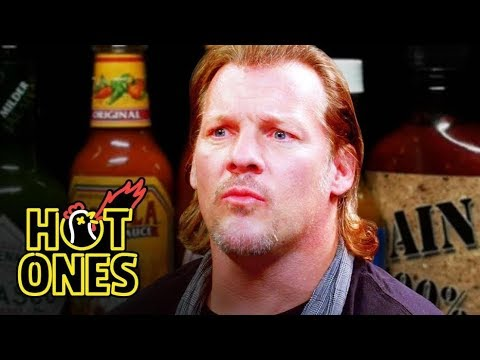 Xxx Mp4 Chris Jericho Gets Body Slammed By Spicy Wings Hot Ones 3gp Sex