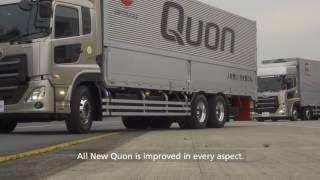 UD Trucks – All New Quon Premium Launch 2017