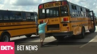 Mom Speaks Out After 8-Year-Old Son Fell Out of Moving School Bus