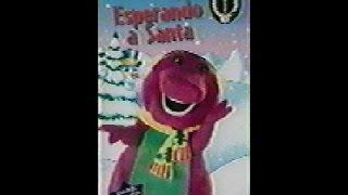 Barney: Esperando a Santa  