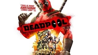 Deadpool - Game Movie