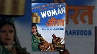 Aurat 1940 Full Movie | Sardar Akhtar, Surendra, Yakub | Old Bollywood Hindi Movie | Movies Hritage