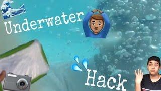 DIY Underwater Phone Case | My First DIY Video