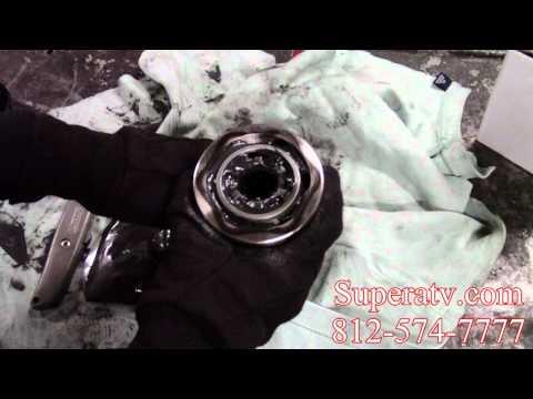Replacing Boot on Rhino Brand Axle Super ATV