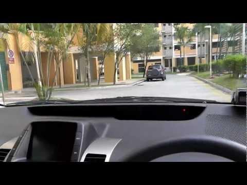 Patrick the Prius: A walk around of my 2008 Toyota Prius & Drive