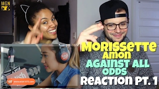 Morissette Amon - Against All Odds Reaction Pt.1