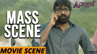 Iraivi - Mass Scene | Vijay Sethupathi | Bobby Simha