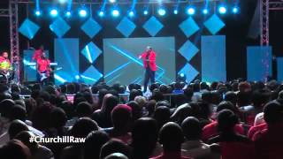 YY comedian (Churchill show)...hot one liners