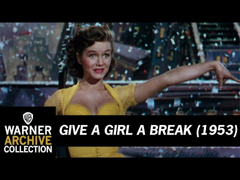 Give A Girl A Break (1953) – Balloon Dance