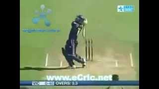 Biggest six in cricket history 151 meter