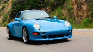 Rudyfiied!! - Modified Porsche 993 C4S Review