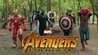 Avengers: Infinity War Trailer (Parody)