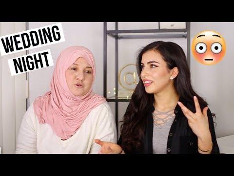 Xxx Mp4 Wedding Night Advice Tips Ft My Arab Aunt 3gp Sex