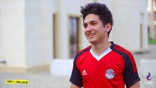 الحلقة 4 - لقاءات مع المشجعين المصريين من أمام فندق المنتخب