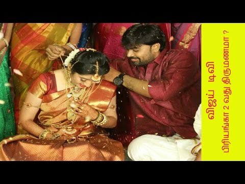 2nd Marriage for Vijay Tv Anchor Priyanka - Shocking