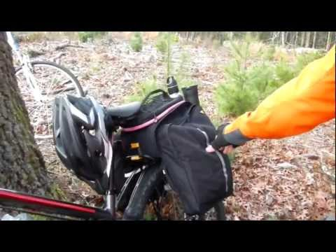 BUGOUT / CAMPING / FISHING  / BIKE & HIKE WITH KONA SPLICE MT BIKE