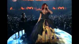 Eminem Grammys 2011 feat. Rihanna, Skylar Grey, and Dr. Dre (Uncensored) [HD]