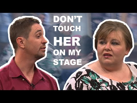 Xxx Mp4 Do Not Touch Her On My Stage The Steve Wilkos Show 3gp Sex