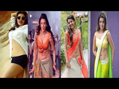 Xxx Mp4 Kajal Agarwal Hot Navel Bikini Clevage Videos Unseen PhotoShoot Download 3gp Sex