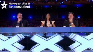 Loveable Rogues - Lovesick (Britain's Got Talent 2012 audition UK)