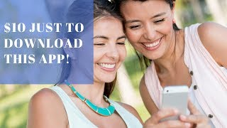 Make Money Online Fast - $10 Just to Download This App (2018 & 2019)