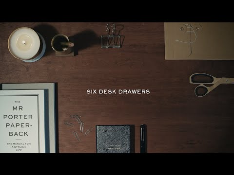 What Do You Keep In Your Desk Drawer?