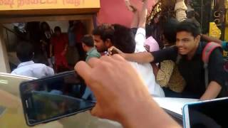 Mrs.Sangeetha Vijay Watched Bairavaa Movie at Vetri Theatre, Chennai | Ilayathalapathy Vijay |