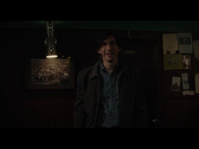 Paterson (2016) - Everett has a gun (Bar scene)