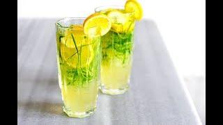 طرز تهیه سکنجبین خانگی و شربت خیار سکنجبین | Sekanjabin Recipe (Persian Mint Syrup)  - Eng Subs