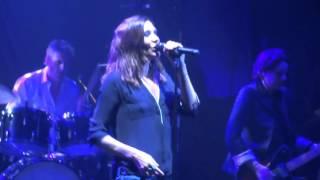 Zazie - Discold live aux Folies Bergère (Paris) - 01.04.16