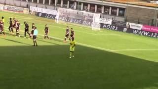 CFA 2016 / 2017 - J3 : US St Malo Nantes B 2 - 1