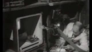 Mauricio Kagel's composition & film Antithese (1962)