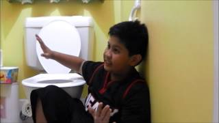 United Asian Diary : Ep. 2 - Stuck in the Toilet!