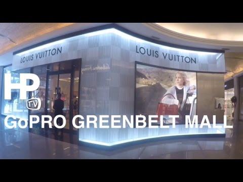GoPro Greenbelt Mall Ayala Center Walking Tour Overview Makati Philippines by HourPhilippines