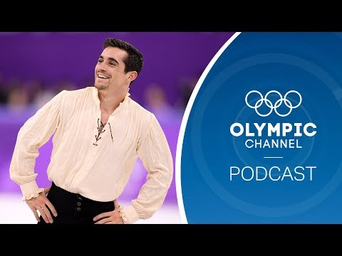 Javier Fernandez prepares to call time on glittering Figure Skating career Olympic Channel Podcast