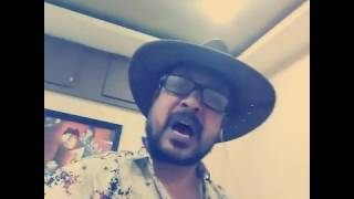 AATI KYA kHANDALA Karaoke cover by Lokesh and Anji on Smule 9926245405.