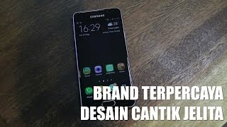 Review Samsung Galaxy A3 2016 Indonesia