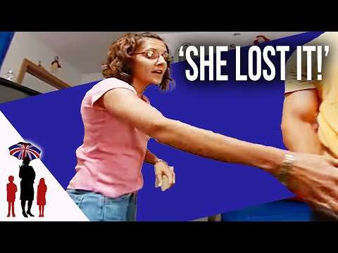 Xxx Mp4 Strict Mom Yells At Dad Helping Daughters With Chores Supernanny 3gp Sex