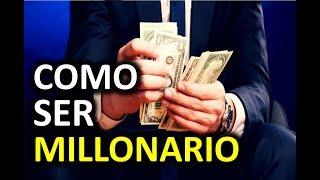 COMO HACERSE MILLONARIO EN POCO TIEMPO  👉👉Programación MENTAL para Ser MILLONARIO