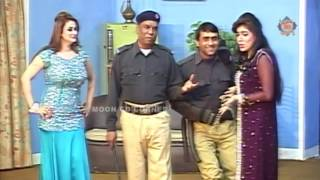 New Pakistani Stage Drama Amanat Chan Full Comedy Funny Clip 2016