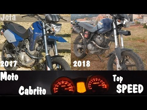 Top Speed Moto Cabrito