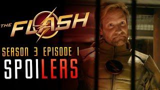 Flash Season 3 Episode 1 FLASHPOINT Who's the Villain NOW