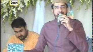Tasleem Sabri recieting Naat First Time in his Life with Qari Shahid BY QADRI SOUND & Video.